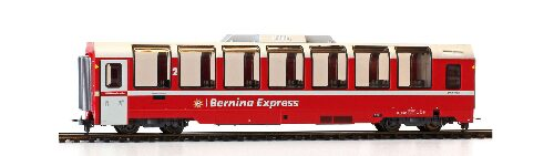 Bemo 3294142 RhB Bp 2502 Panoramawagen Bernina-Express