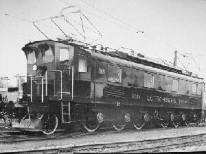 ACME 60531 BLS E-Lok Be 6/8 no 204 DC