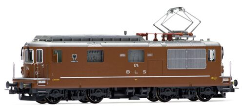 Rivarossi HR2734ACS BLS Re 4/4 174 Frutigen, No 174 Ep IV-V ACS