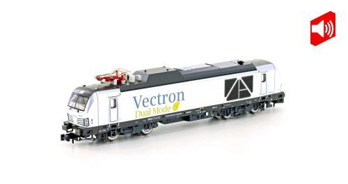Hobbytrain 3120S Dual Mode Vectron Demonstrator Ep.VI  Sound