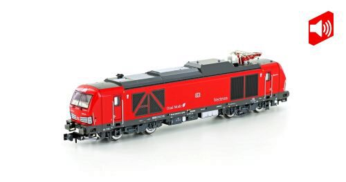 Hobbytrain 3121S Dual Mode Vectron DB Design Ep.VI  Sound