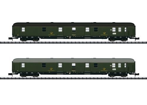 Minitrix 15540 Wagen-Set Deutsche Bundespost