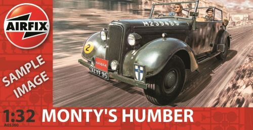 Airfix A05360 Monty's Humber Snipe Staff Car