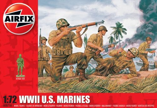 Airfix A00716 WWII US Marines