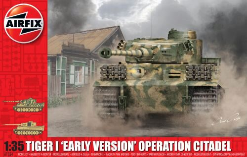 "Airfix A1354 Tiger-1 ""Early Version-Operation Citadel"
