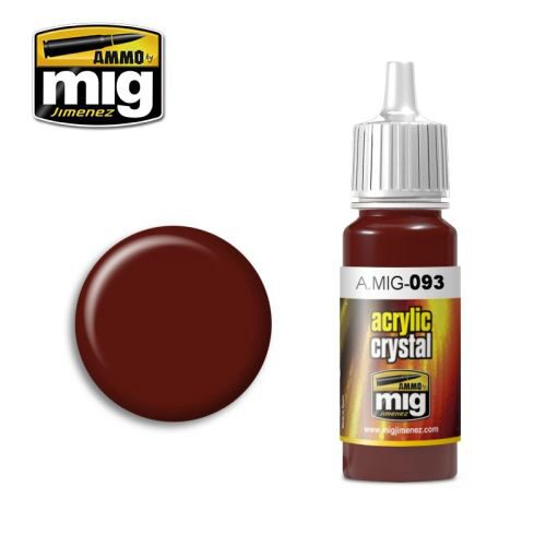 Ammo AMIG0093 CRYSTAL RED