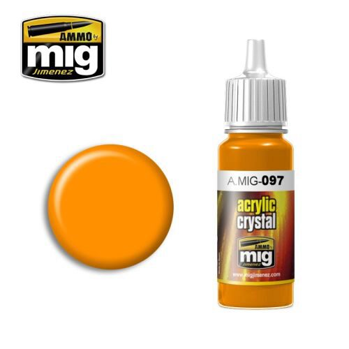 Ammo AMIG0097 CRYSTAL ORANGE