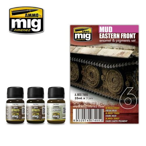 Ammo AMIG7405 EASTER FRONT MUD SET