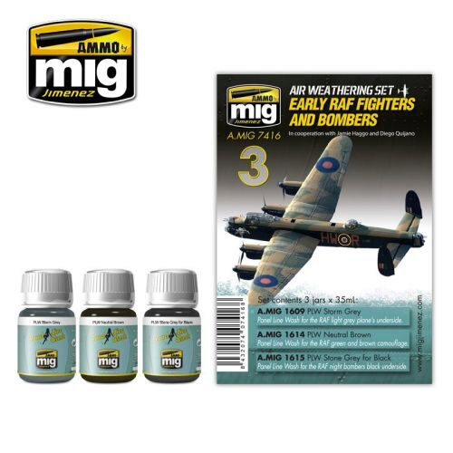 Ammo AMIG7416 EARLY RAF FIGHTERS AND BOMBERS