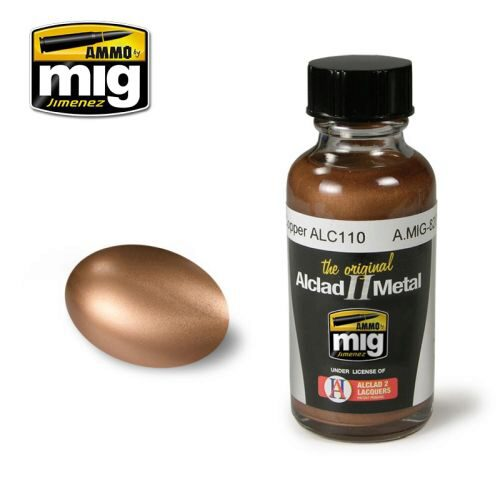 Ammo AMIG8207 AMMO METALLIC PAINTS COPPER ALC110