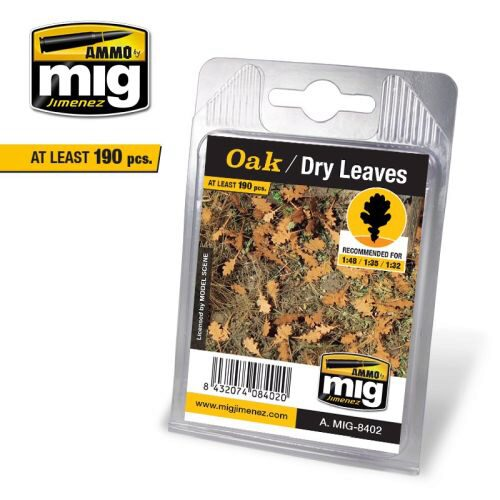 Ammo AMIG8402 OAK - DRY LEAVES
