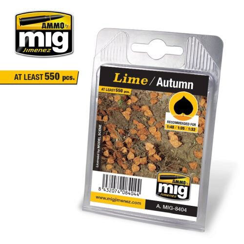 Ammo AMIG8404 LIME - AUTUMN