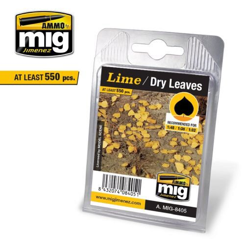 Ammo AMIG8405 LIME - DRY LEAVES