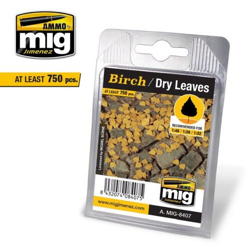 Ammo AMIG8407 BIRCH - DRY LEAVES