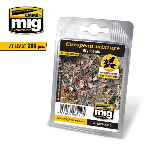 Ammo AMIG8410 EUROPEAN MIXTURE - DRY LEAVES