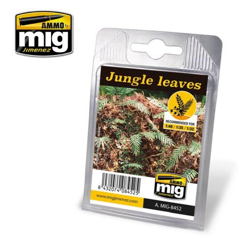 Ammo AMIG8452 JUNGLE LEAVES