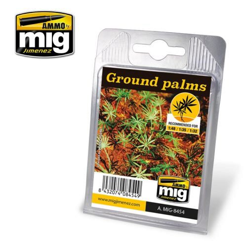Ammo AMIG8454 GROUND PALMS