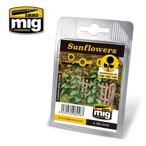 Ammo AMIG8458 SUNFLOWERS