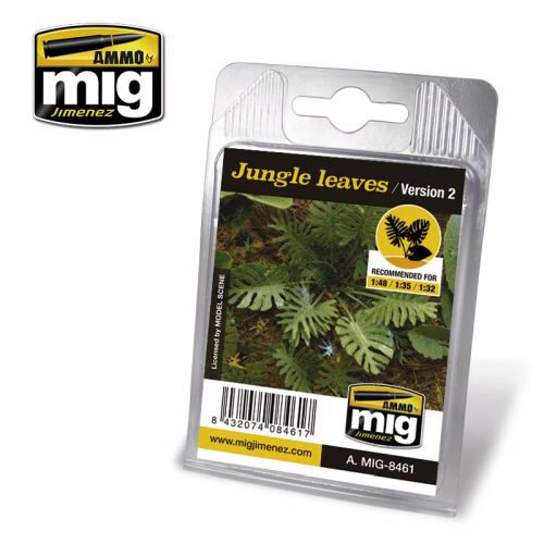 Ammo AMIG8461 JUNGLE LEAVES (VERSION 2)