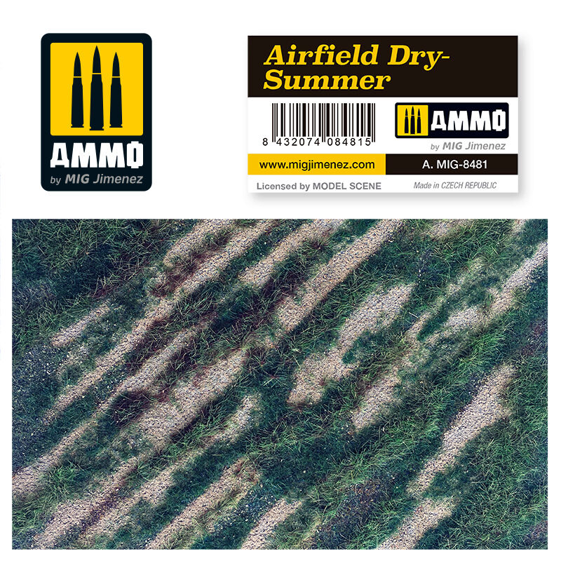 Ammo AMIG8481 AIRFIELD DRY-SUMMER