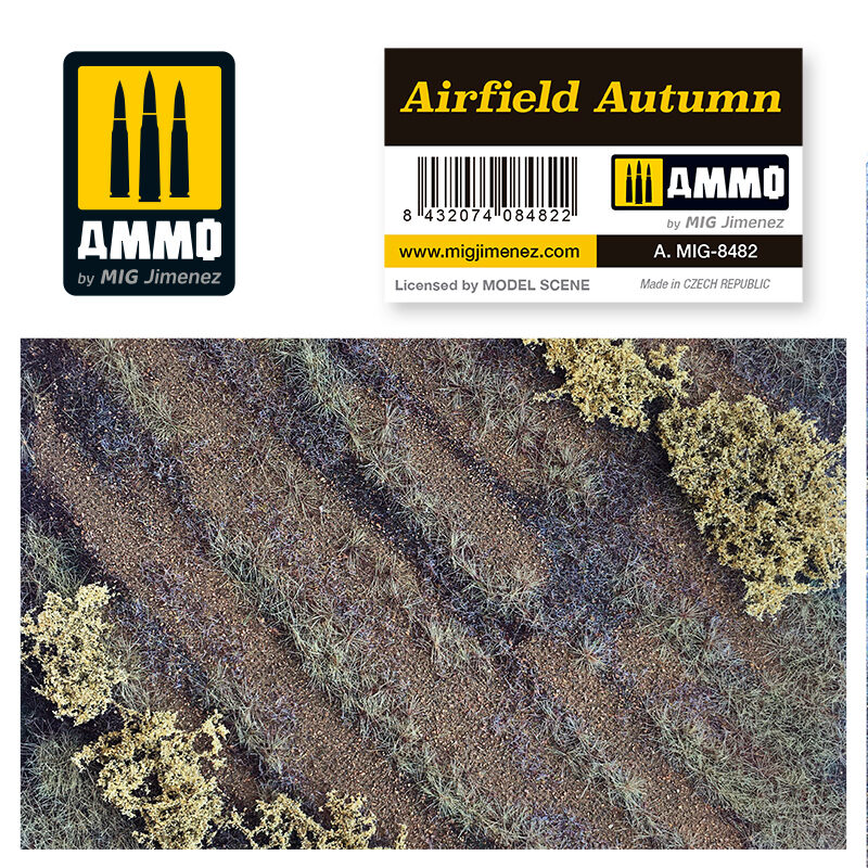 Ammo AMIG8482 AIRFIELD AUTUMN
