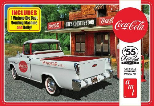 amt 591094 1/25 1955 Chevy cameo Pick-Up