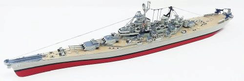 Atlantis 560369 1/535 USS Iowa, BB-61