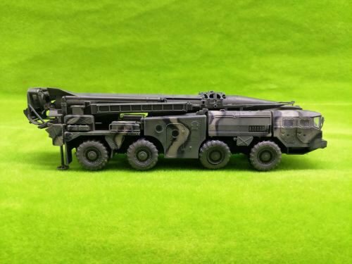 Modelcollect AS72142 Soviet Army 9P117 Strategic missile launcher SCUD B early type 1970s