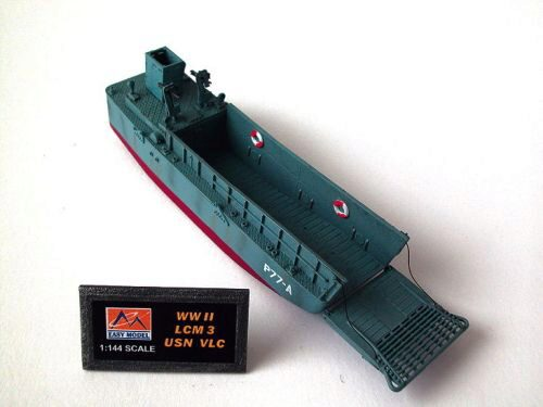 Easy Model 34901 USN Vehilcle Landing Craft LCM3