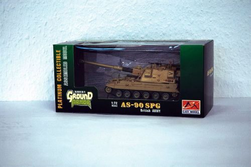 Easy Model 35000 AS-90 SPG Thor Britische Armee