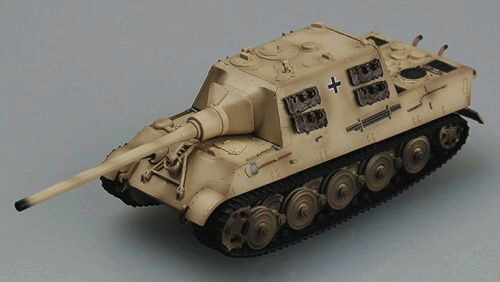 Easy Model 36105 Jagdtiger He s.PZ.Jag.Abt. 512 Mono Color Camouflage