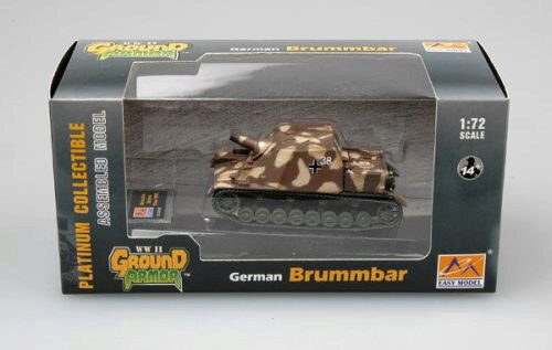 Easy Model 36119 Brummbär Eastern Front 1944