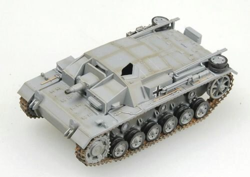 Easy Model 36139 StugIII Ausf C/D SonderVerb.288 Afr.1942