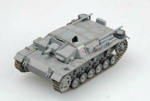 Easy Model 36140 Stug III Ausf C/D Russia Winter 1942