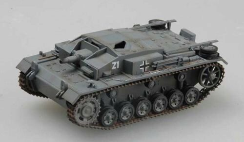 Easy Model 36143 Stug III Ausf.E St.-Abt. 197 Russia '42