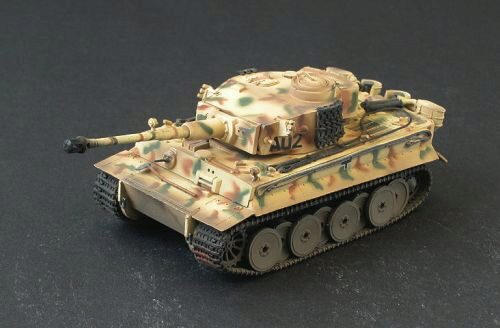 Easy Model 36207 Tiger 1 Early Type Großdeutschl.