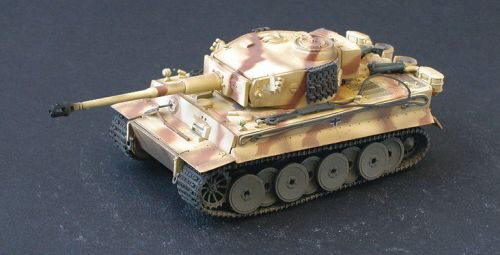 Easy Model 36210 Tiger 1 Early Type  Das Reich-Russia