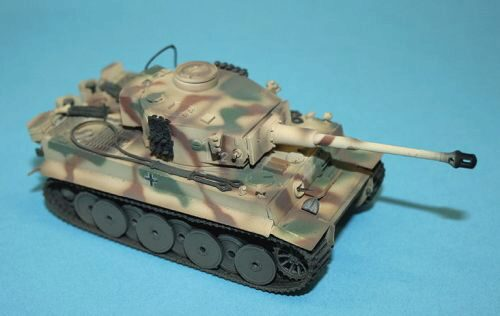 Easy Model 36211 Tiger 1 Early Type  sPzAbt.508, Italy