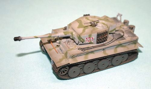 Easy Model 36216 Tiger I Abt. 101 Normandy 1944