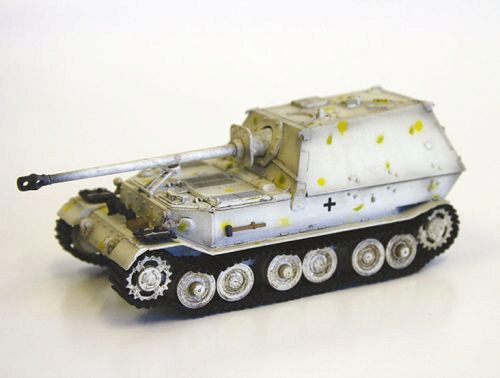 Easy Model 36224 Ferdinand 653rd Panzerj. Abt. 'East. Fro.' '43