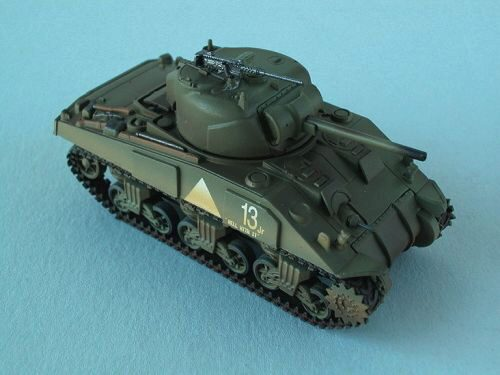 Easy Model 36251 M4 Middle Tank (Mid.) 6th Armored Div. Easy Model