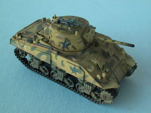 Easy Model 36253 M4 Middle Tank (Mid.) - 4th Armored Div. Easy Model