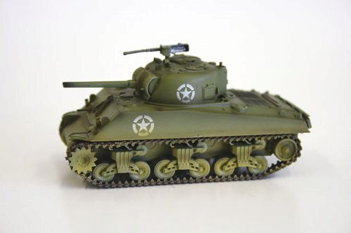 Easy Model 36255 M4A3 Middle Tank - U.S. Army 1944 Normandy