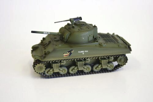 Easy Model 36256 M4A3 Middle Tank - U.S. Army