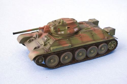 Easy Model 36266 T-34/76 1942 South Russia