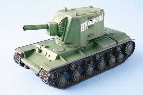 Easy Model 36281 KV-2 - Early  Russian Army
