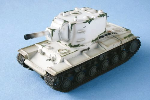 Easy Model 36283 KV-2 - Russian Army (white)