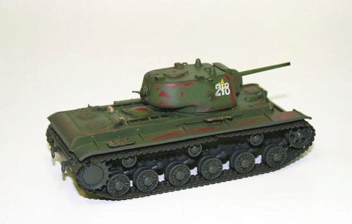 Easy Model 36292 Russ. KV-1 Mod.1942 Heavy T.