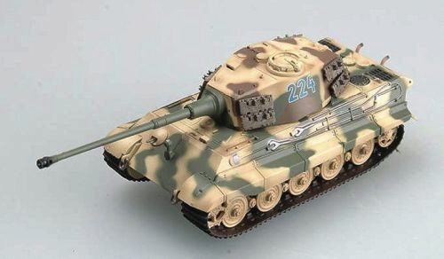 Easy Model 36294 Tiger II Abt. 501