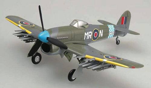 Easy Model 36311 Typhoon Mk. IB  SW409 Squadron245,Schieswing,1945